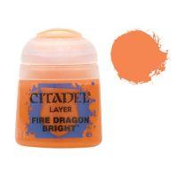 Barva Citadel Layer: Fire Dragon Bright - 12ml