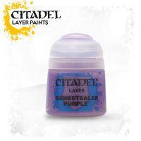 Barva Citadel Layer: Genestealer Purple - 12ml