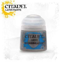 Barva Citadel Layer: Ironbreaker - 12ml