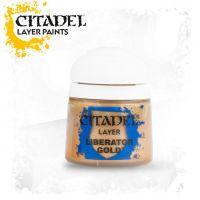 Barva Citadel Layer: Liberator Gold - 12ml