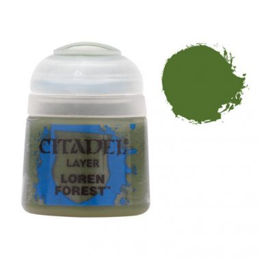 Barva Citadel Layer: Loren Forest - 12ml
