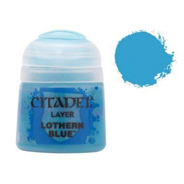 Barva Citadel Layer: Lothern Blue - 12ml