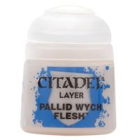 Barva Citadel Layer: Pallid Wych Flesh - 12ml