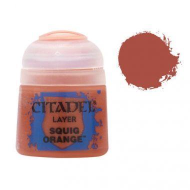 Barva Citadel Layer: Squig Orange - 12ml
