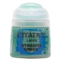 Barva Citadel Layer: Sybarite Green - 12ml