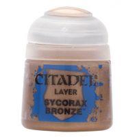 Barva Citadel Layer: Sycorax Bronze - 12ml