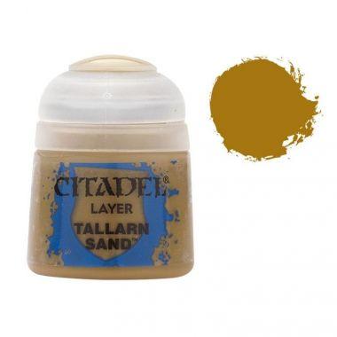 Barva Citadel Layer: Tallarn Sand - 12ml