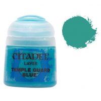Barva Citadel Layer: Temple Guard Blue - 12ml