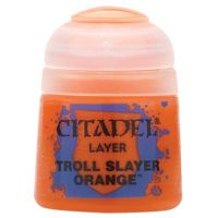 Barva Citadel Layer: Troll Slayer Orange - 12ml