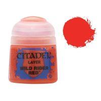 Barva Citadel Layer: Wild Rider Red - 12ml