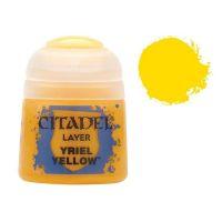 Barva Citadel Layer: Yriel Yellow - 12ml