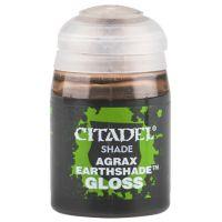 Barva Citadel Shade: Agrax Earthshade Gloss - 24ml