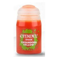 Barva Citadel Shade: Casandora Yellow  - 24ml