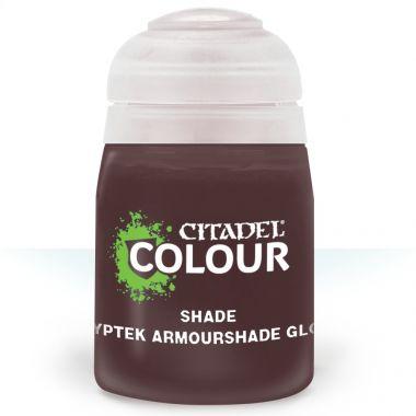 Barva Citadel Shade: Cryptek Armourshade Gloss - 18ml