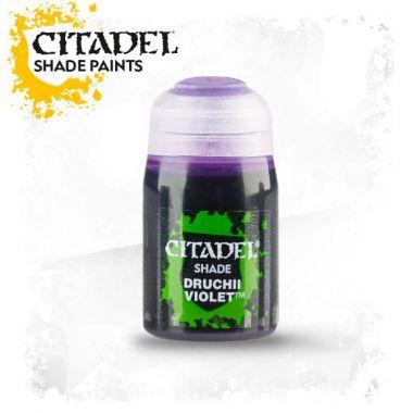 Barva Citadel Shade: Druchii Violet - 24ml