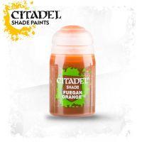 Barva Citadel Shade: Fuegan Orange - 24ml