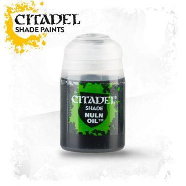 Barva Citadel Shade: Nuln Oil - 24ml