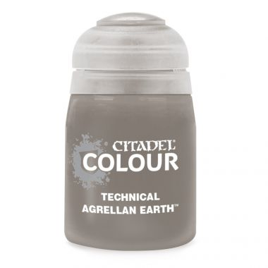 Barva Citadel Technical: Agrellan Earth - 24ml