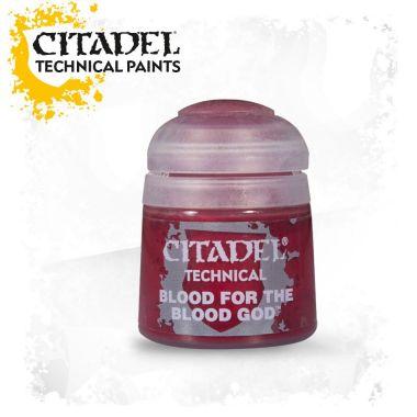 Barva Citadel Technical: Blood for the Blood God - 12ml