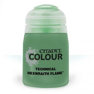 Barva Citadel Technical: Hexwraith Flame - 24ml