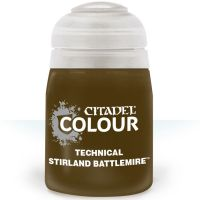 Barva Citadel Technical: Stirland Battlemire - 24ml