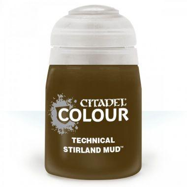 Barva Citadel Technical: Stirland Mud - 24ml