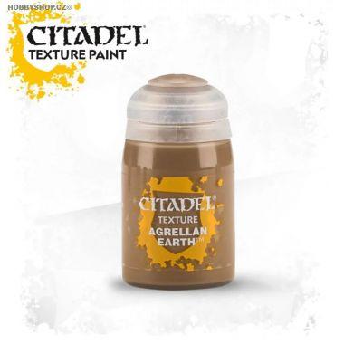 Barva Citadel Texture: Agrellan Earth - 24ml