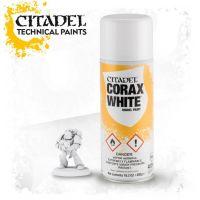 Barva ve spreji Citadel Corax White - 400ml