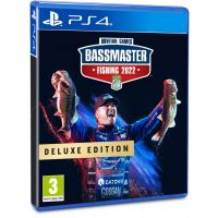 Bassmaster Fishing Deluxe 2022 (PS4)