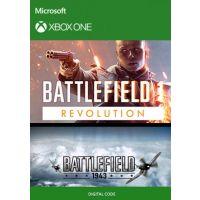 Battlefield 1 Revolution Edition + Battlefield 1943 - elektronická licence (Xbox One)