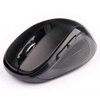 Bezdrátová myš C-Tech WLM-02B, černá, 1600DPI, USB receiver (PC)
