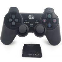 Bezdrátový gamepad Gembird JPD-WDV-01 (PC, PS3) (PC)