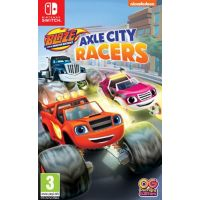 Blaze and the Monster Machines: Axle City Racers (Switch)