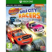 Blaze and the Monster Machines: Axle City Racers (XONE/XSX)