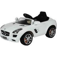 Buddy Toys BEC 7110 Elektrické auto Mercedes SLS. bílá