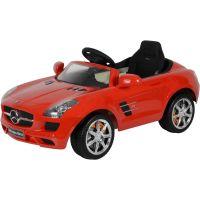 Buddy Toys BEC 7111 Elektrické auto Mercedes SLS, červená