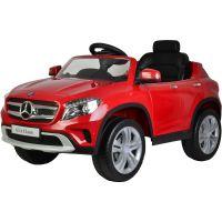 Buddy Toys BEC 8111 Elektrické auto Mercedes GLA, červená