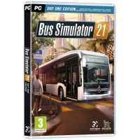 Bus Simulator 21 Day One Edition (PC)