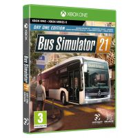 Bus Simulator 21 Day One Edition (Xbox One)