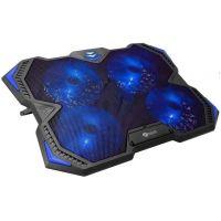 C-TECH Chladící podložka Zefyros (GCP-01B) Modrá (PC)