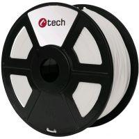 C-TECH tisková struna (filament), PETG, 1,75mm, 1kg, natural (3DF-PETG1.75-NT)