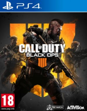 Call of Duty: Black Ops 4 - bazar (PS4)
