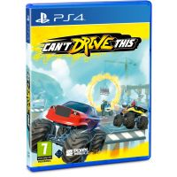 Cant Drive This (PS4)