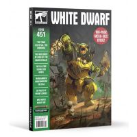 Časopis White Dwarf - 451 (February 2020)