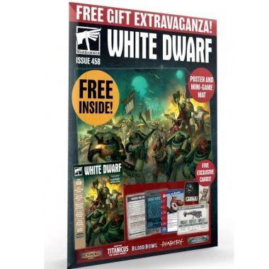 Časopis White Dwarf - 458 (November 2020)