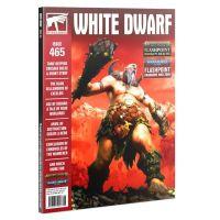 Časopis White Dwarf - 465