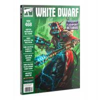 Časopis White Dwarf - 468