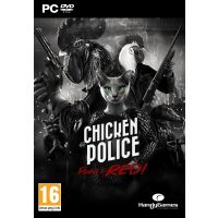 Chicken Police: Paint it red! (PC)
