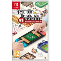 Clubhouse Games: 51 Worldwide Classics (Switch)