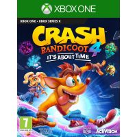 Crash Bandicoot 4: Its About Time (Xbox One)